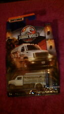 "Matchbox - 1-125 ""Jurassic World - Legacy Collection"" - MBX Tanker - Beige"