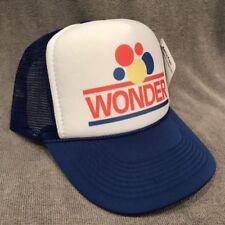 Wonder Bread Trucker Hat Vintage Snapback Cap! Ricky Bobby Talladega Nights 2213