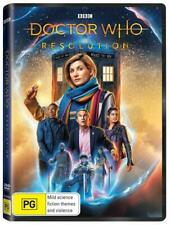 DR WHO 2019 RESOLUTION NY Special Doctor JODIE WHITTAKER Series - Au Rg4 DVD