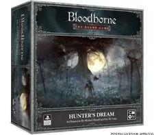 Bloodborne the Hunter's Dream Expansion Board Game CMON Asmodee NIB