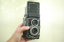 TESTED WORKING ! Rolleiflex V TLR Tessar 7.5cm 75mm f/3.5 T Zeiss-Opton ! RARE !