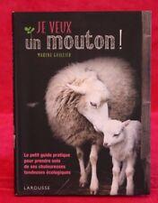Je veux un mouton ! - Marine Guillier - Livre - Occasion