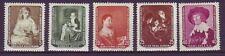 Postfrische Briefmarken der DDR (1955-1959) mit Kunst-Motiv