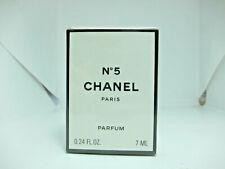 Chanel No 5 7 ml 1/4 oz parfum perfume 19Dec65-T