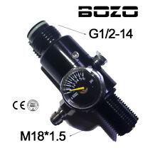 Paintball cylinder 4500Psi Air Tank Regulator Output Pressure 800ps M18*1.5