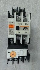 Used Fuji Electric SC-0 (SC13AA) 200V coil & SZ-A11 & TR-0N - 60 day warranty