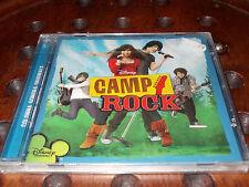CAMP ROCK Ost Cd ..... New