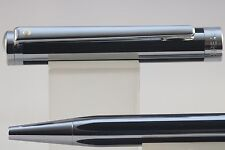 Sheaffer Intensity Jet Black Ballpoint Pen with Polished Chrome Trim, Cased