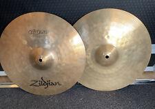 "More details for zildjian zbt plus 14"" hi hat cymbals #599"
