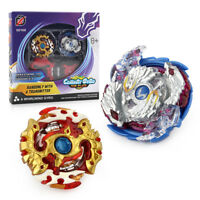 Beyblade Burst B-97 B-100 Spinning Starter Top Fighting Stadium Launcher Toys