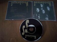 SARATOGA - SARATOGA CD HARD ROCK BARON ROJO
