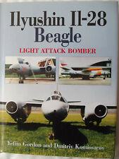 Ilyushin Il-28 Beagle: Light Attack Bomber (Hardcover)