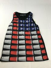 Ring Of Fire Tank Top Men's Size M Sleeveless Top Ring Of Fire