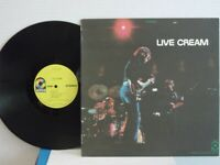 "Cream,Atco SD 44-328,""Live Cream"",US,LP,stereo, 1970 live psych rock, Mint-"