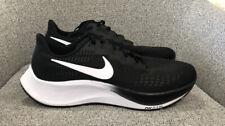 Nike Men's Air Zoom Pegasus 37 Running Shoes Black / White 11 US $120