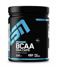 72,60?/kg ESN BCAA Giga Caps Aminosäure Sport Fitness 300 Kapseln