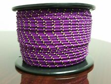 Tobby SPG Lace Cord 100 meter ( 328' ) roll Fushia / Neon / Black