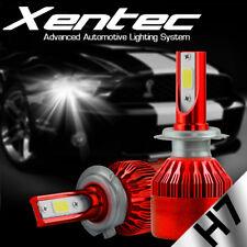 H7 388W 38800LM LED Headlight Kit Conversion Bulbs Hi Power Kit No Dark Canbus