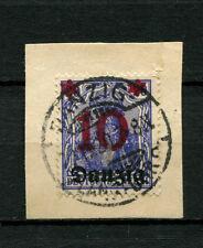 Danzig Langfuhr Typ 16.D auf  Nr. 17  (D1402)