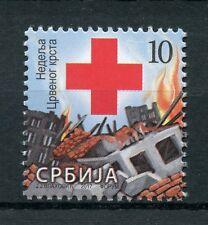 Serbia 2017 MNH Red Cross 1v Set Health Medical Stamps