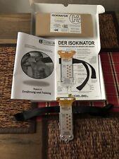 Isokinator Classic von Koelbel - mobiles Fitnessgerät für schnellen Muskelaufbau