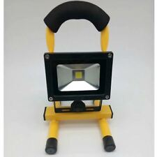 RECHARGEABLE PORTABLE LED WORK LIGHT - 10W