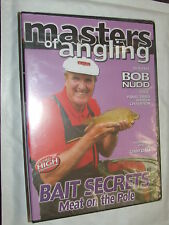 Masters of Angling Bob Nudd Meat on the Pole DVD NEW & SEALED