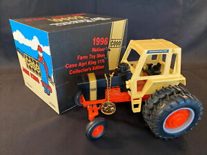 Case 1170 Agri-King Tractor Toy Farmer Collector Edition 1/16 by Ertl 1996 W/Box