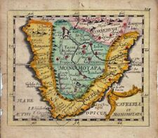 1681 Duval/Hoffman Map of South Africa