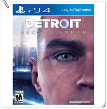 PS4 Detroit: Become Human ENG / 底特律 化身为人 中英文版 Sony SCE Action Adventure Games