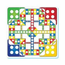 idrop Ludo Puzzle Mat Jigsaw Puzzle Foam Game  Floor Mat