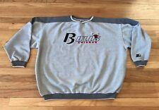 Chicago Bulls Sweater Starter basketball NBA Size XXL