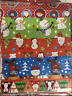 Christmas Wrapping paper 15 sheets festive and adorable giftwrap-15/30/45 SHEETS