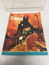 Maestros De La Pintura El Bosco Noguer Rizzoli 35 Ptas. Vintage