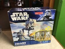 2010 STAR WARS Legacy Collection Target IMPERIALS Attack on Hoth Playset MIB
