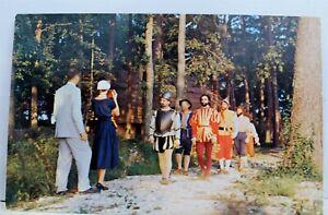 Virginia VA Jamestown Great Road Postcard Old Vintage Card View Standard Post PC