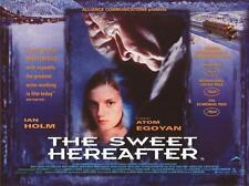 THE SWEET HEREAFTER Movie POSTER 30x40 Ian Holm Sarah Polley Bruce Greenwood Tom