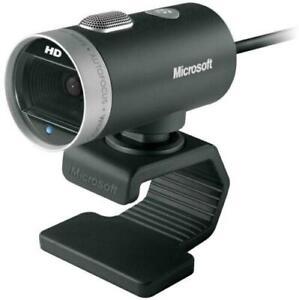 Microsoft 1393 Lifecam Cinema  USB 2.0 Webcam Plug & Play