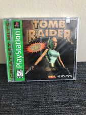 Tomb Raider NEW SEALED RARE includes demo version Sony PlayStation 1 PS1