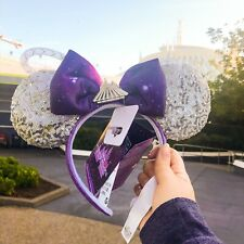 Disney Parks The Space Mountain Minnie collection Minnie Ears In Hand