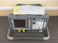 Agilent N8975a 10 Mhz 265 Ghz Noise Figure Analyzer With Keysight Calibration