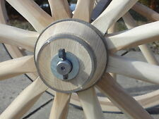 """Cannon Wheels for sale. 44"""".  Solid hardwood wheels for many uses."""