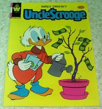 "Walt Disney's Uncle Scrooge 181, NM- (9.2) 1980 Scarce book! ""Horseradish Story"""
