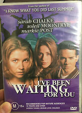 I've Been Waiting For You brand NEW & sealed region 4 DVD (horror movie) RARE