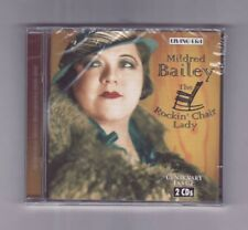 (CD) MILDRED BAILEY - The Rockin' Chair Lady / Living Era / NEW