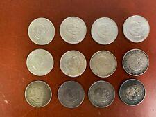 Lot of (12) 1952 Washington / Carver Comm. Half Dollars