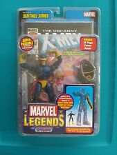 NEW - CYCLOPS - MARVEL LEGENDS Action Figure - Sentinel Series 2005 TOY BIZ