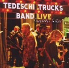 Everybody's Talkin' 0887254219323 by Tedeschi Trucks Band CD