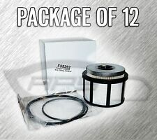 FUEL FILTER F55292 (NO CAP) FOR FORD 7.3L TURBO DIESEL -CASE OF 12 - 300+ MODELS