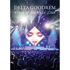 Delta Goodrem Wings of the Wild Live DVD All Regions NTSC NEW